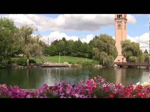 Fantastic Spokane Riverfront Park - Spokane, Washington