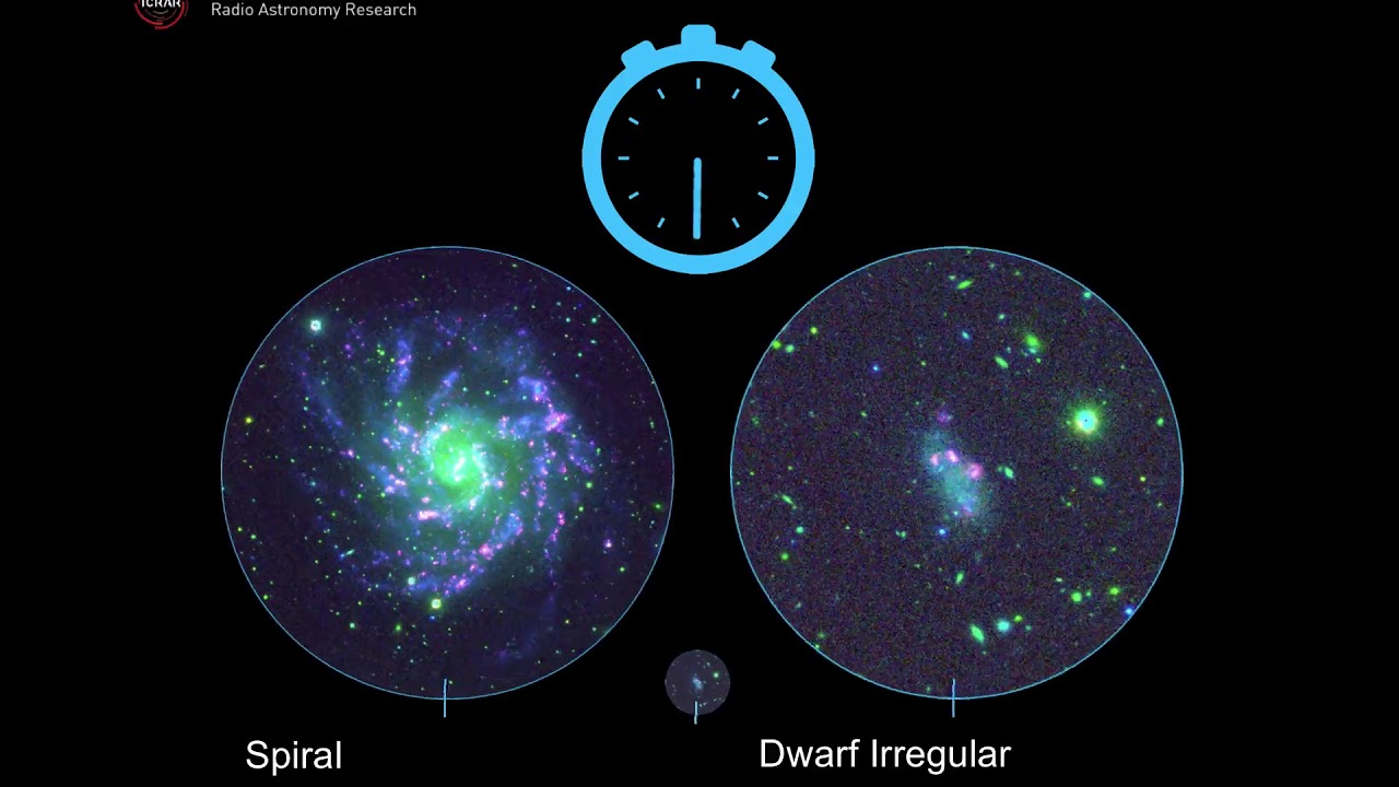Astronomers Discover Exactly How Galaxies Die