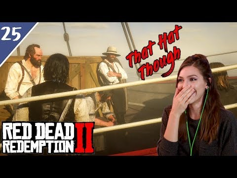 Hell Hath No Fury / Fussar Chaos | Red Dead Redemption 2 Pt. 25 | Marz Plays thumbnail