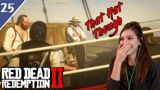 Hell Hath No Fury / Fussar Chaos | Red Dead Redemption 2 Pt. 25 | Marz Plays