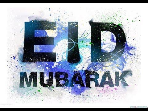 Eid-Ul-Fitr 2017 - Eid Mubarak :)