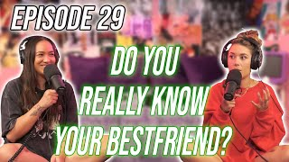 Do You Really Know Your Best Friend?  Oddvice Episode 29