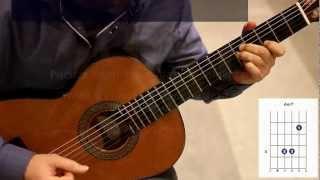 """Cómo tocar """"Volver"""" (Tango argentino) de Carlos Gardel"""