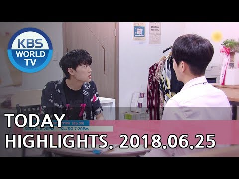 Highlights- Mysterious Personal Shopper E80/Sunny Again TomorrowE30/1% of Friendship[2018.06.25]