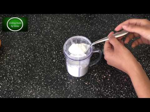 ঘরে তৈরি আইসিং সুগার  পাউডার সুগার  কন্ফেকশনারী সুগার  Bangladeshi Icing Sugar Recipe