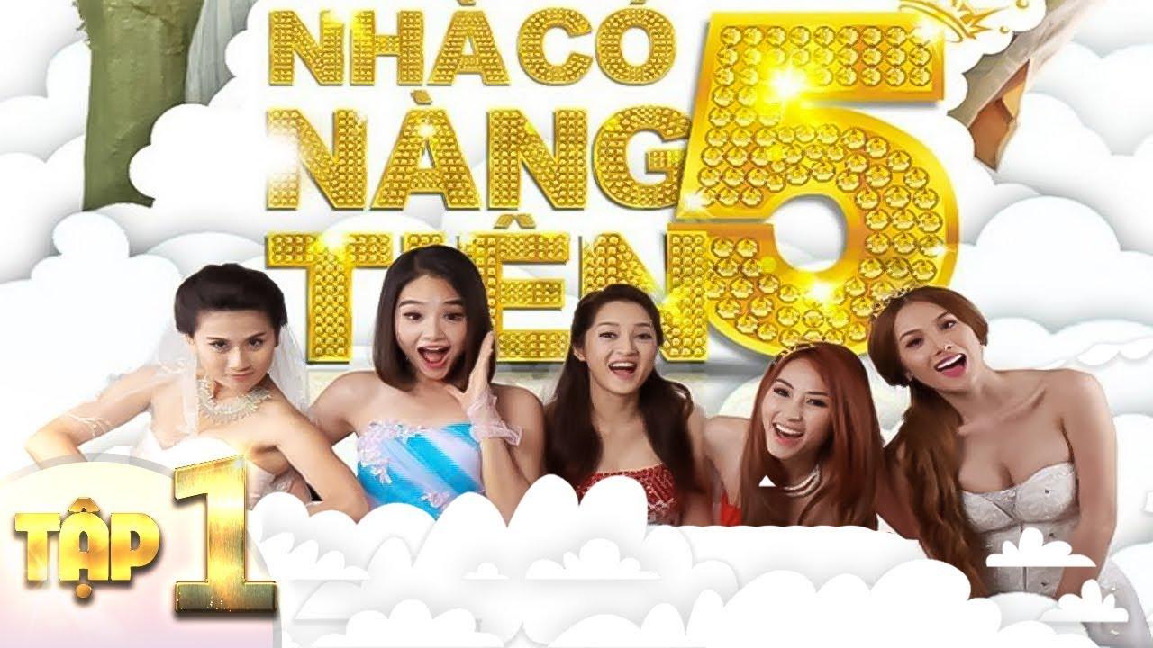 Nhà Có 5 Nàng Tiên - Tập 1 | Hoài Linh, Việt Hương, Chí Tài, Miu Lê, Bảo Anh [Phim Truyền Hình]