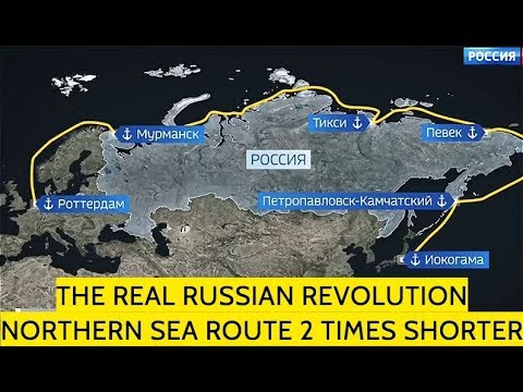 THE GAME CHANGER! Russia's Putin Has A Plan To Revolutionize The Global Trade!