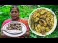 Hilsa & Taro Village Cooking Recipe by Village Food Life
