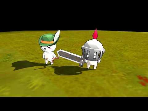 Mini RPG Character