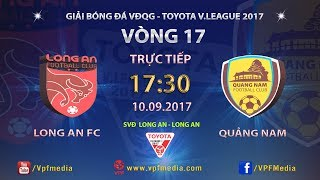 Dong Tam Long An vs QNK Quang Nam full match