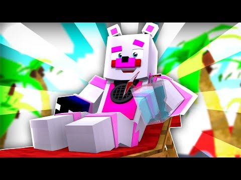 Funtime Freddy's Vacation ?! | Minecraft FNAF Roleplay thumbnail