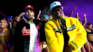 Chris Brown - Go Crazy (Remix) ft. Young Thug, Future, Lil Durk, Mulatto