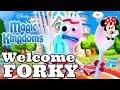 Disney Girl LIVESTREAM! WELCOME FORKY + BO PEEP COSTUME TOY STORY 4! Disney Magic Kingdoms Game
