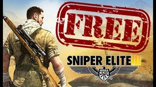 Gry za darmo #33 ► Sniper Elite 3
