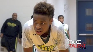 Repeat youtube video LeBron James Jr. 2017 John Lucas All-Star Weekend