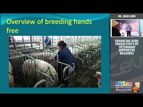 Dr  John Carr   Enhancing Herd Production By Veterinary Supportive Measures