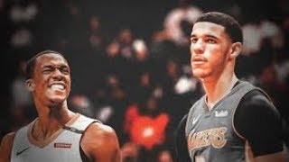 BREAKING NEWS! LONZO BALL IS NOT THE STARTING POINT GUARD FOR THE LAKERS PRIOR TO CAMP! (OPEN JOB)