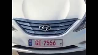 Обзор автомобиля Hyundai Sonata 2013 2.0