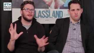 Glassland Interview with Jack Reynor and Gerald Barrett
