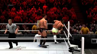 WWE '13 The Miz Road to WrestleMania #17