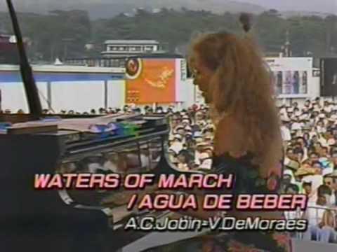 Eliane Elias Trio - Waters of March / Agua de Beber