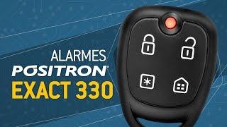 Alarme Automotivo Pósitron EXACT 330