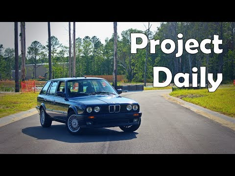 Introducing My 1991 BMW E30 Touring - Project Daily