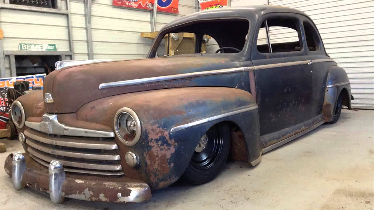 1948 Ford Coupe Youtube