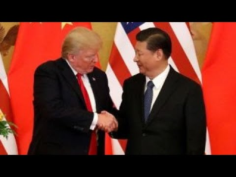 China feeling the pressure from Trump administration?