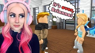 My Boyfriend Left Me for Leah Ashe (Roblox Roleplay)