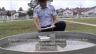 Pengamatan Unsur Iklim/cuaca Dan Kualitas Udara Di Staklim Banjarbaru