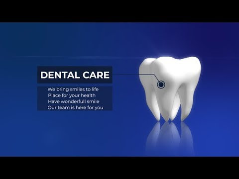 Dental care - After Effects template - 동영상