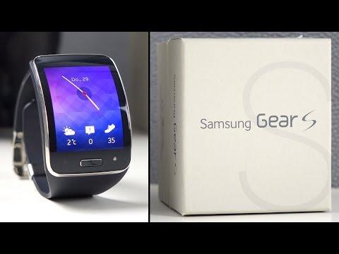 Review: Samsung Gear S im Test | deutsch 📹 techloupe