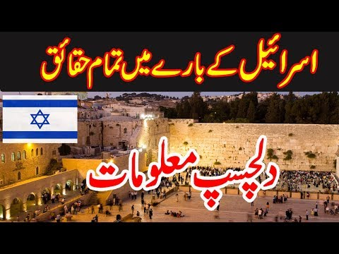 Amazing Facts About Israel In Urdu/Hindi - Israel Jewish Country