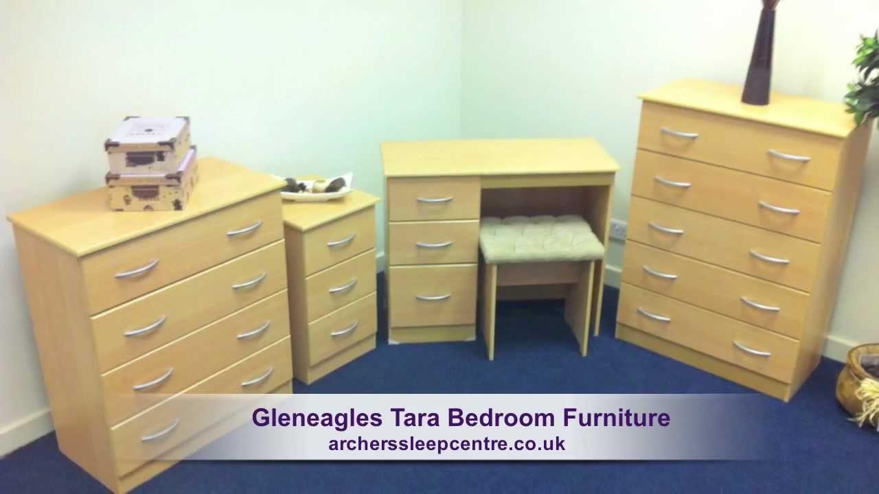 Gleneagles Tara Bedroom Furniture Youtube