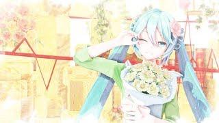 【MMD】Milk Crown on Sonnetica / ミルククラウン・オン・ソーネチカ 【YYB初音ミク Rabbit Cafe】