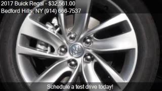 2017 Buick Regal Base AWD 4dr Sedan for sale in Bedford Hill