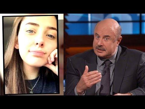 Dr. Phil On What Audio Of Teenager Recorded In The Hours Before Her Disappearance Could Reveal