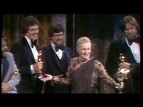 Star Wars Wins Sound and Visual Effects: 1978 Oscars