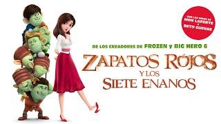 Zapatos Rojos y los siete enanos(Red Shoes)-Trailer Oficial-Con las voces de MonLaferte y BetoCuevas