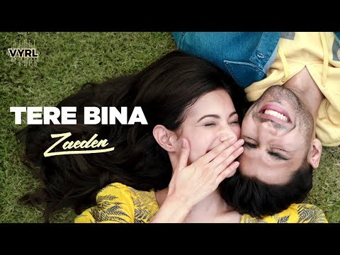 tere bina - Zaeden | ft. Amyra Dastur | Kunaal Vermaa | VYRLOriginals | Romantic Songs 2019