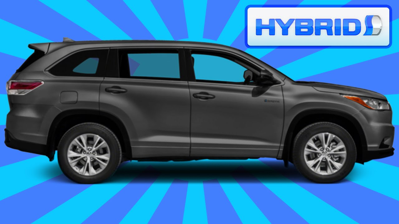 2016 Toyota Highlander Review Is The Hybrid Worth Extra Money