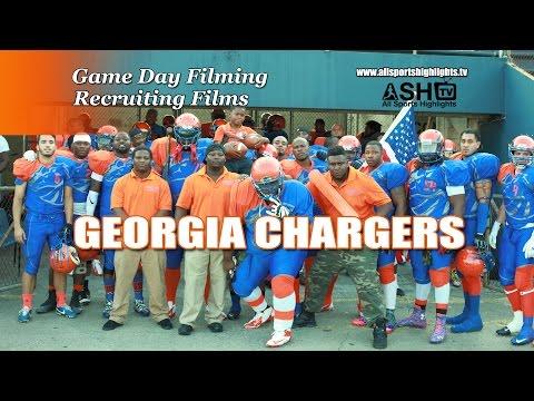 Georgia Chargers vs Georgia Saints Game 3
