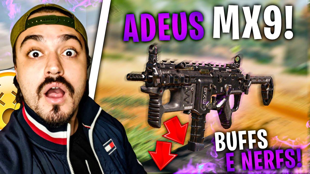 Download mudou *TUDO* - BUFFS E NERFS do COD MOBILE // melhores armas Call of Duty: Mobile