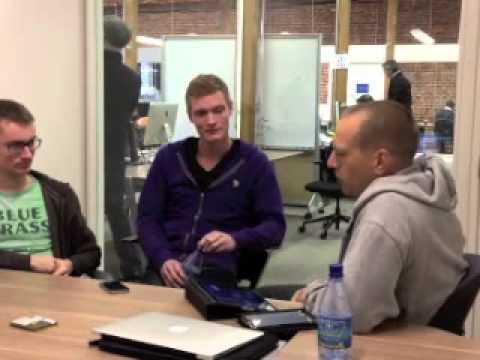 Interview med to danske internet iværksættere fra San Francisco