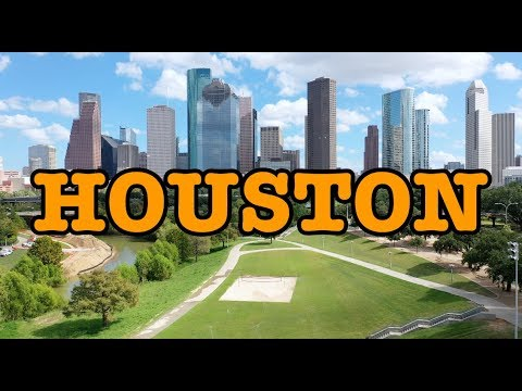 Visit Houston Texas | Virtual Tour 4K