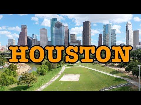 Visit Houston Texas | Virtual Tour 4K