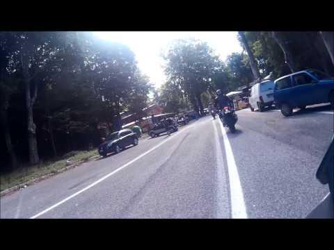 Zavorra bikers - campitello matese - bocca della selva (23.08.2015)
