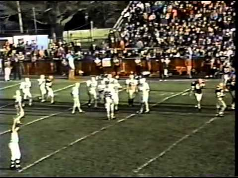 1992 Western Maine Final South Portland High vs Biddeford