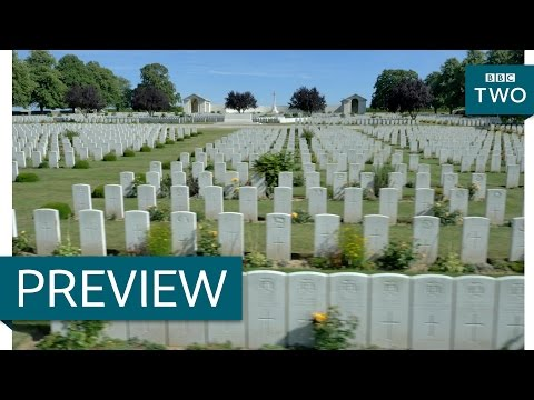 Casualties of the Somme - The Somme 1916: From Both Sides of the Wire: Episode 3 Preview